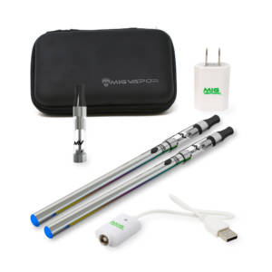 Mig 21 Clear Fusion Vape Pen Bundle - V2 Cigs Compatible